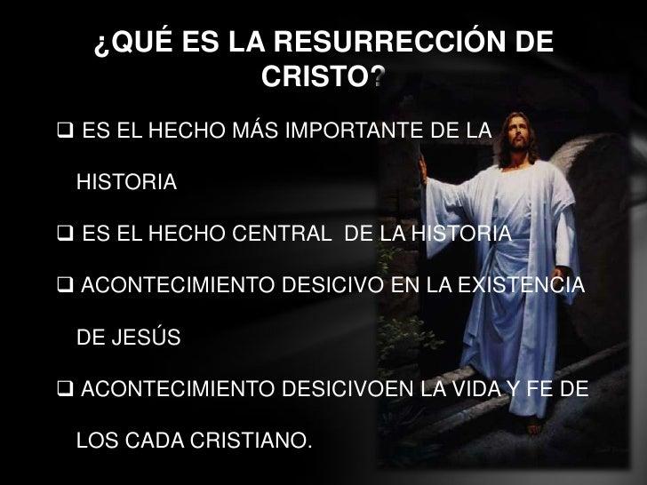Resultado de imagen de Resurrección de Cristo