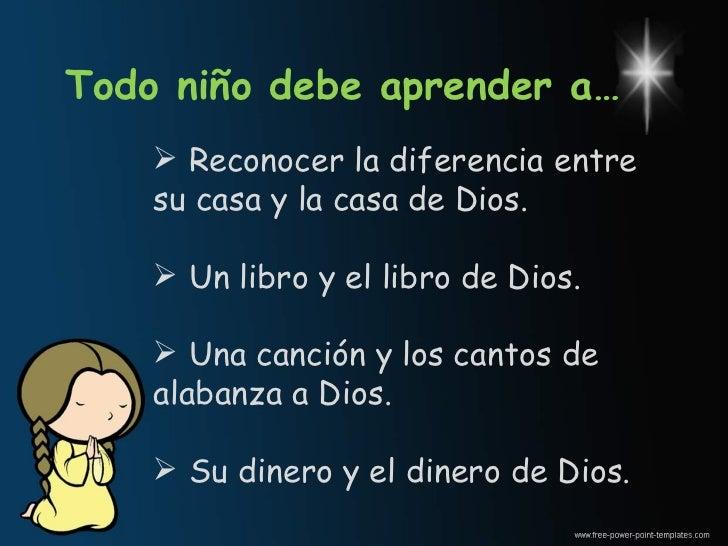 La Reverencia De Los Nios Dentro Iglesia 728 Cb El Creador Casa