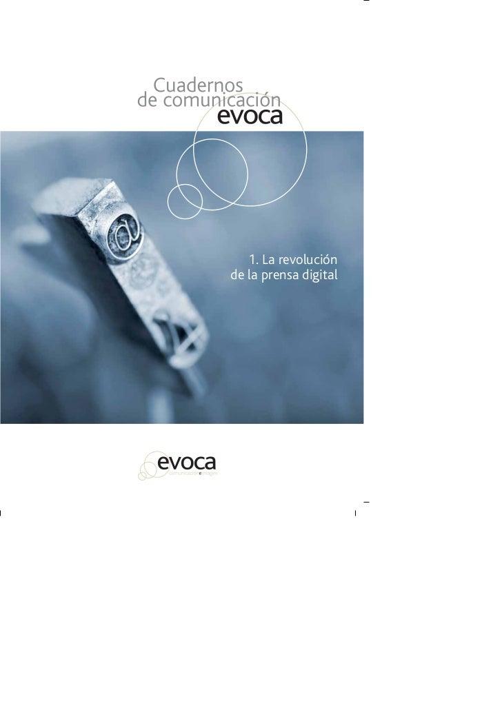 1. La revoluciónde la prensa digital