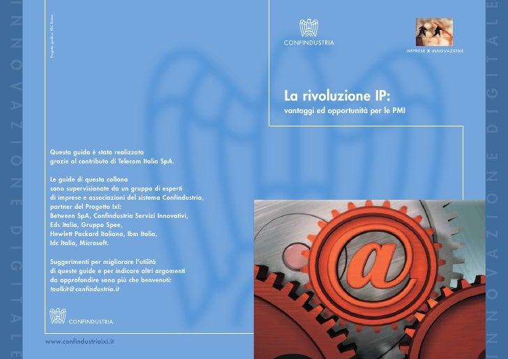 La rivoluzione IP: vantaggi ed opportunità per le PMI