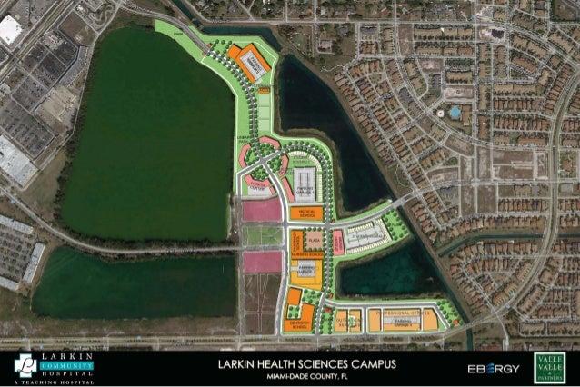 Larkin Health Sciences Campus at Mandarin Lakes