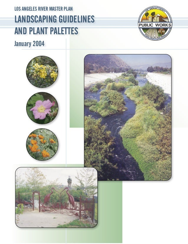 Landscaping Guidelines and Plant Palettes - Los Angeles, California