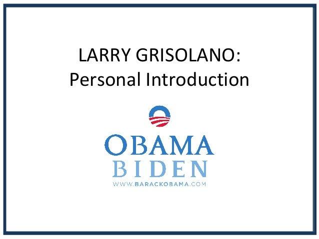 Larry grisolano mediapost