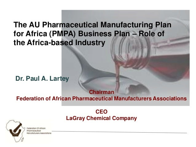 Pharma business plan