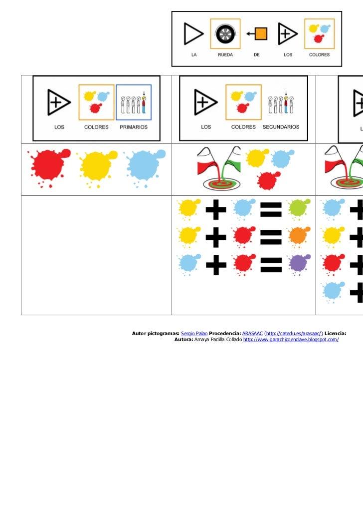 La rueda de los colores - Rueda de colores ...