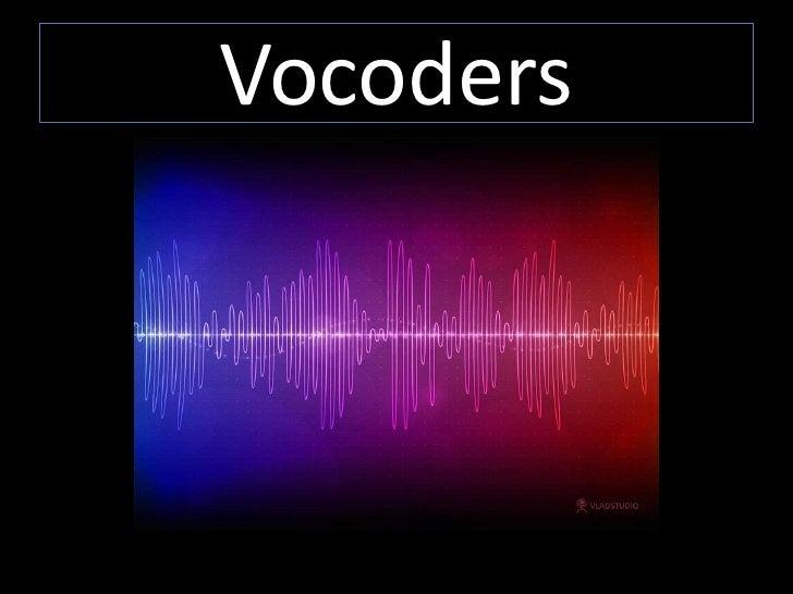 La Ruta Del Vocoder