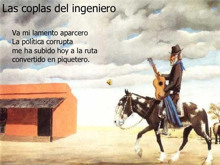 Las Coplas Del Ingeniero