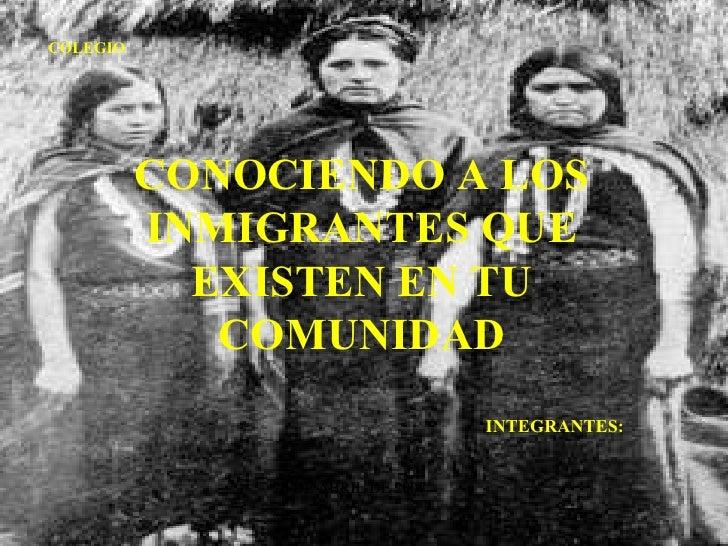 las etnias en chile