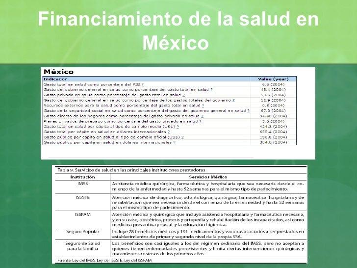 sistema de salud en mexico essay Academiaedu is a platform for academics to share research papers skip tesis la experiencia de los diversos actores involucrados en el sistema de salud.