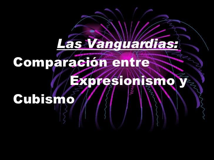 Las Vanguardias.