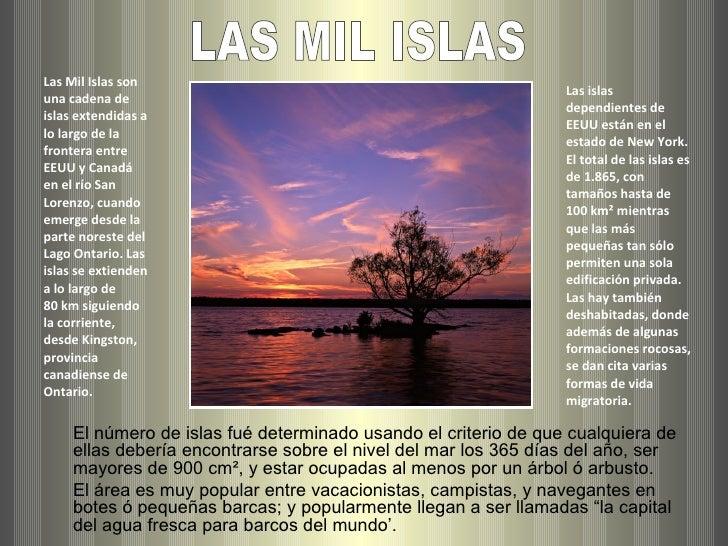 Las 1000 Islas