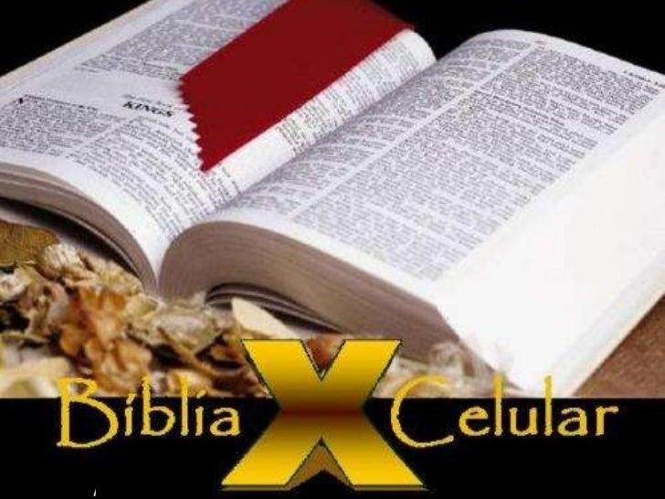 A BÍBLIA E O CELULAR Prend l sonido