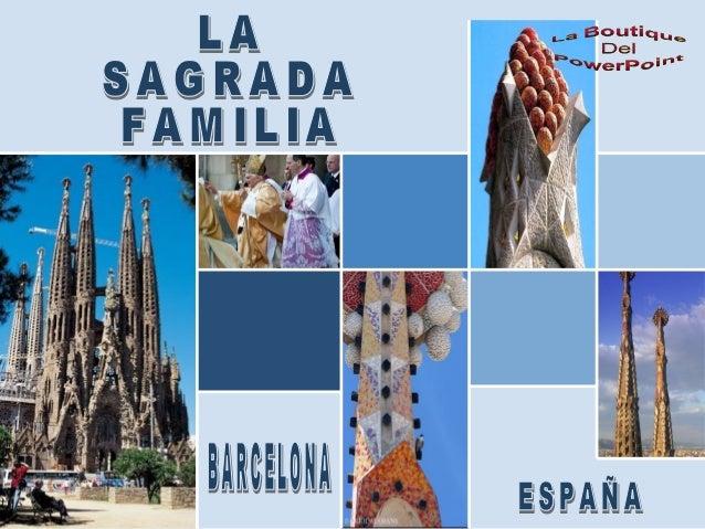 La sagrada familia_barcelona