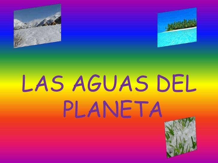 Las aguas del planeta t 10 Marta