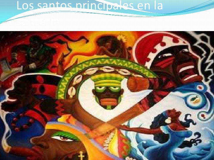 Baño Blanco Santeria:La santería PHCR