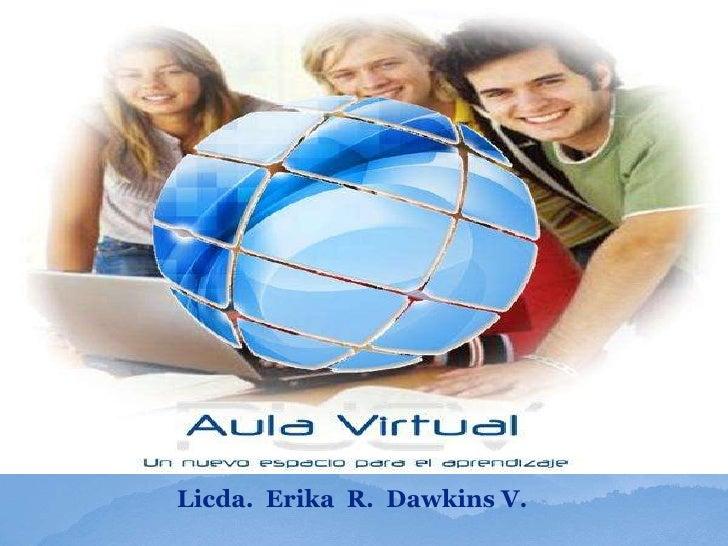 Las Aulas Virtuales