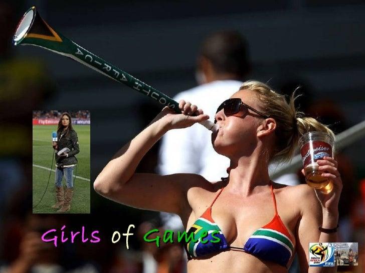Girls  of  Games