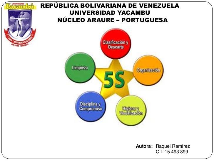 REPÚBLICA BOLIVARIANA DE VENEZUELA       UNIVERSIDAD YACAMBU    NÚCLEO ARAURE – PORTUGUESA    EMPOWERMENT                 ...