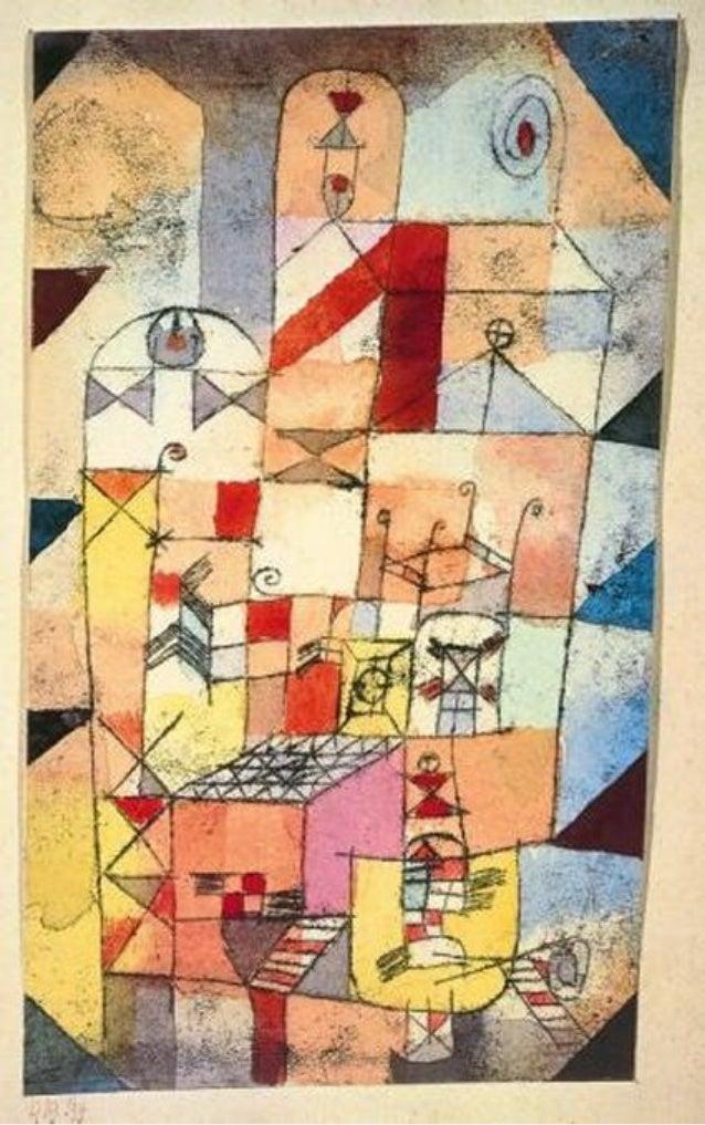 Las colecciones Paul Klee parte 14