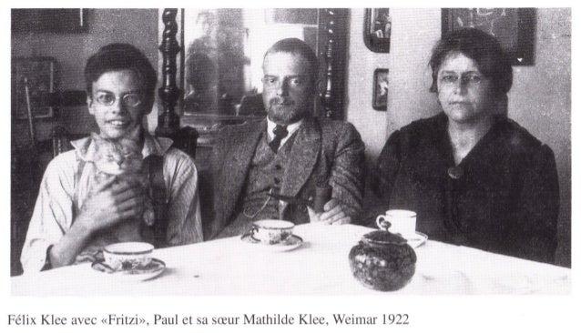 Las colecciones Paul Klee parte 1 p
