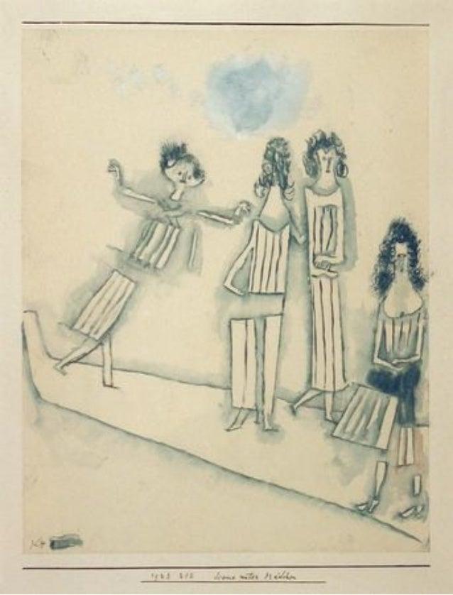 Las colecciones Paul Klee parte 2