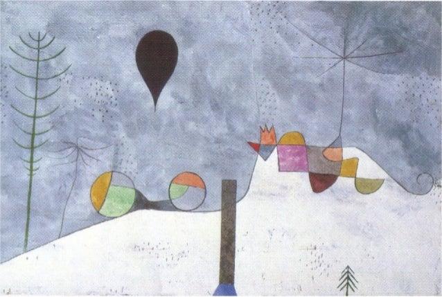 Las colecciones Paul Klee parte 9 b