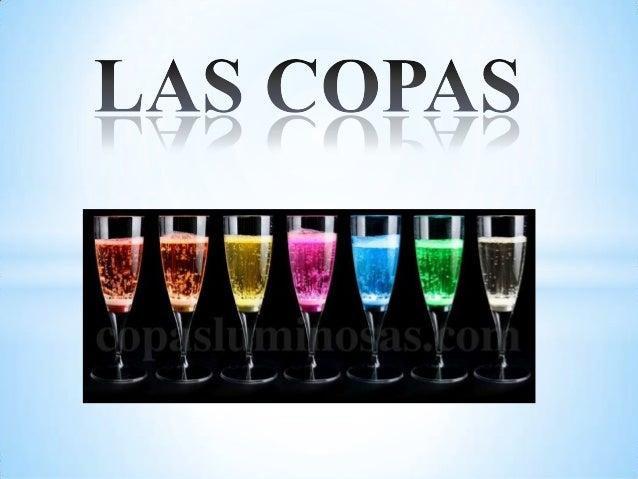 *El servicio de copas en una mesa,sigue este orden: copa de agua, copade vino tinto, copa de vino blanco, enel orden de iz...