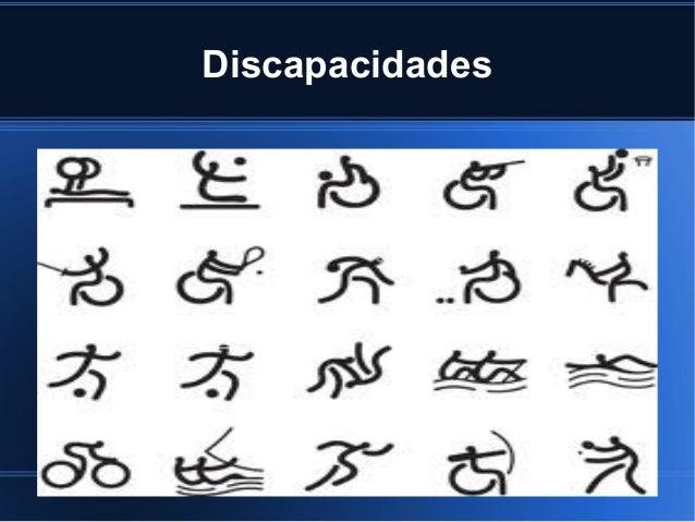 Las discapacidades