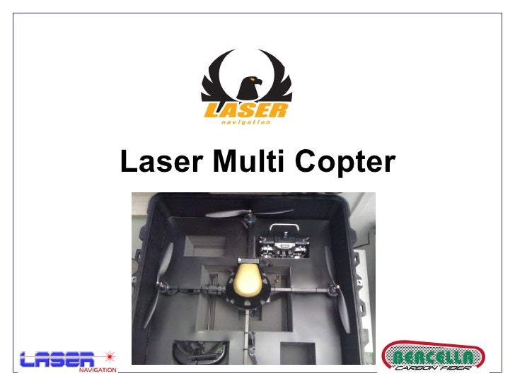 Laser Multicopter Presentazione Mil 26 01 10
