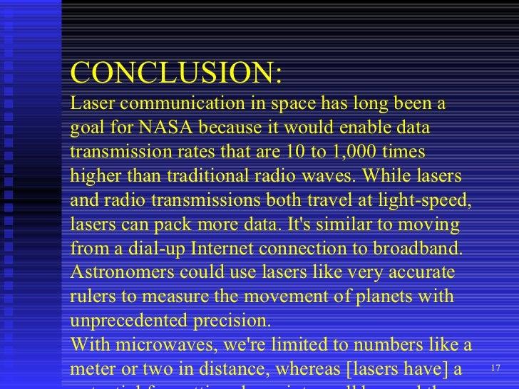 free space laser communications seminar pdf editor