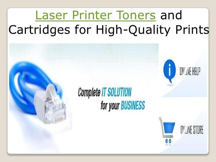 Laser printer toners and cartridges for high quality prints  etoners.com.au