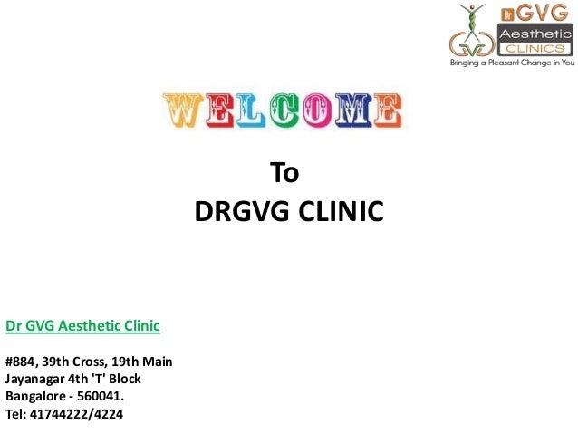 Laser skin treatment    dr gvg