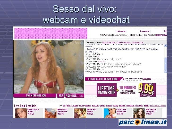 sogni sessuali chat on free