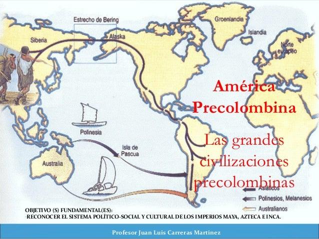 América                                                       Precolombina                                                ...