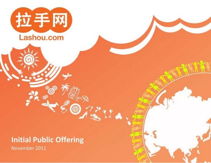 Lashou IPO Roadshow - Chinese Daily Deal Site