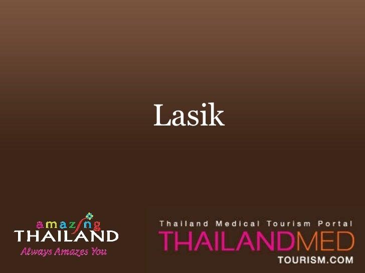 Thailand Medical Tourism_Lasik