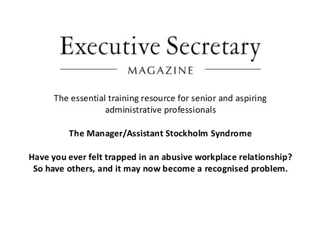 The essential training resource for senior and aspiring                   administrative professionals         The Manager...