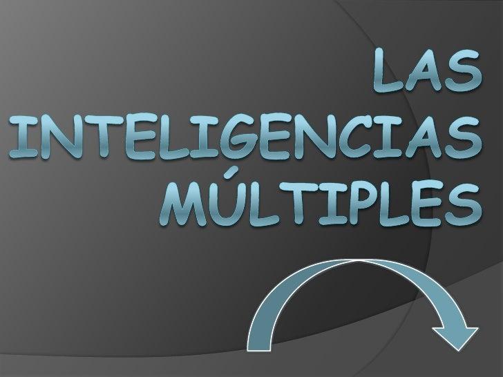 Introducción Elpresente trabajo redefine la inteligencia como el conjunto de capacidades que nos permite resolver problem...