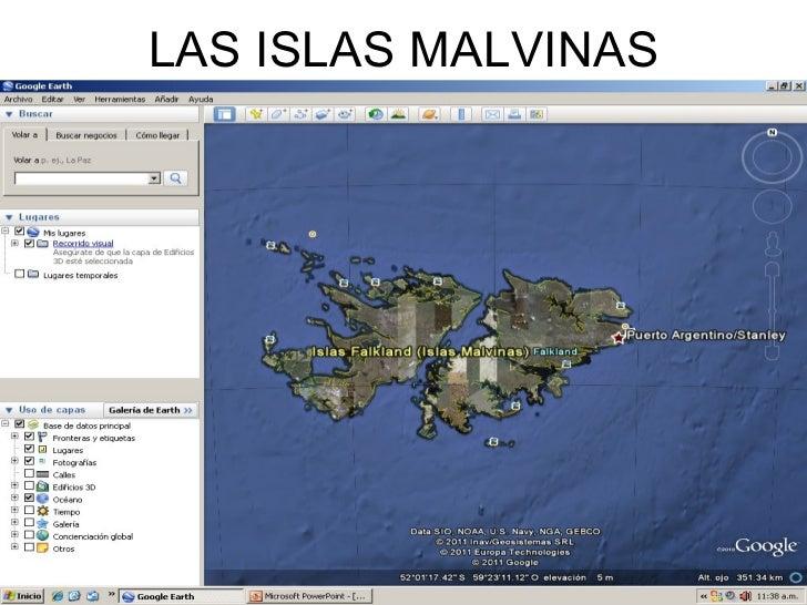 Las islas malvinas 6º
