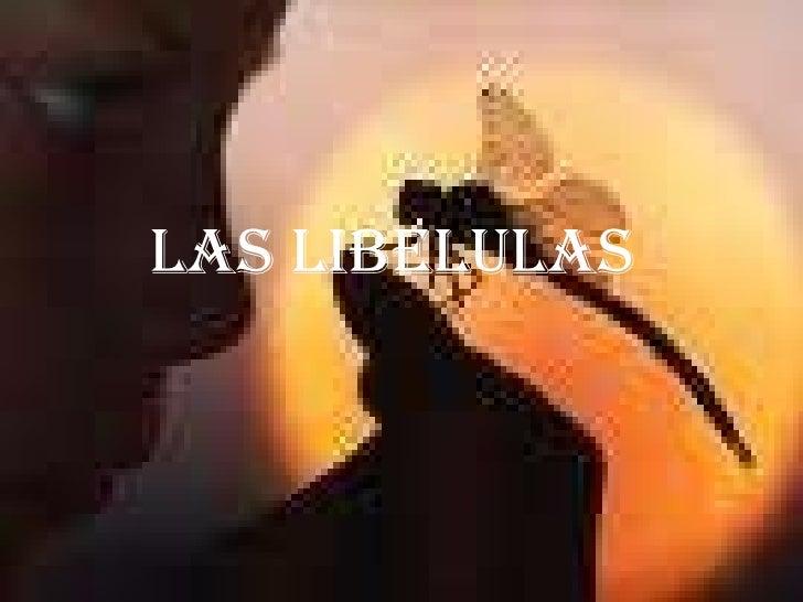 LAS LIBELULAS
