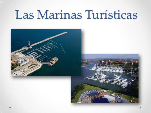 Las Marinas Turísticas