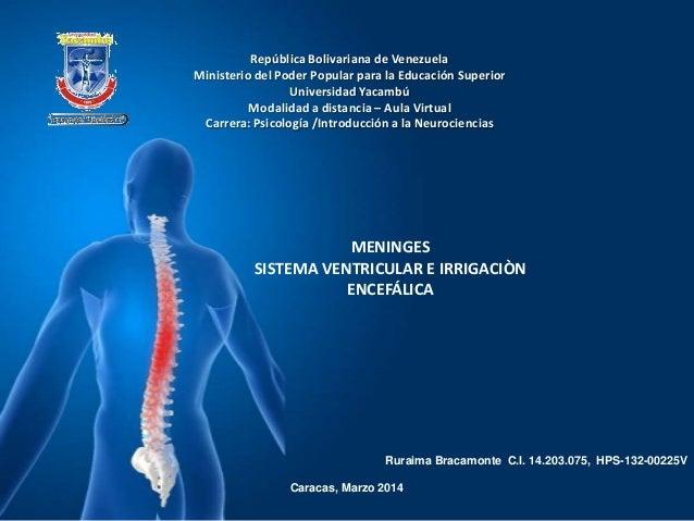 República Bolivariana de Venezuela Ministerio del Poder Popular para la Educación Superior Universidad Yacambú Modalidad a...