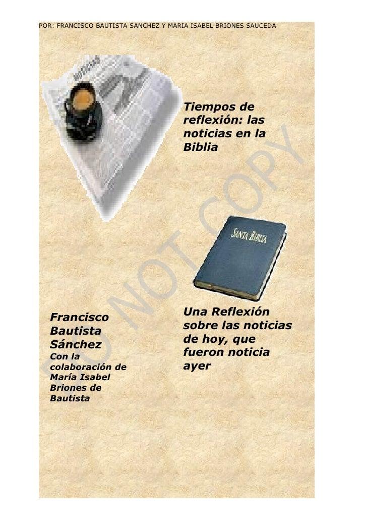 Finanzas Matrimonio Biblia : Noticias biblicas espiritualidad finanzas generalidades