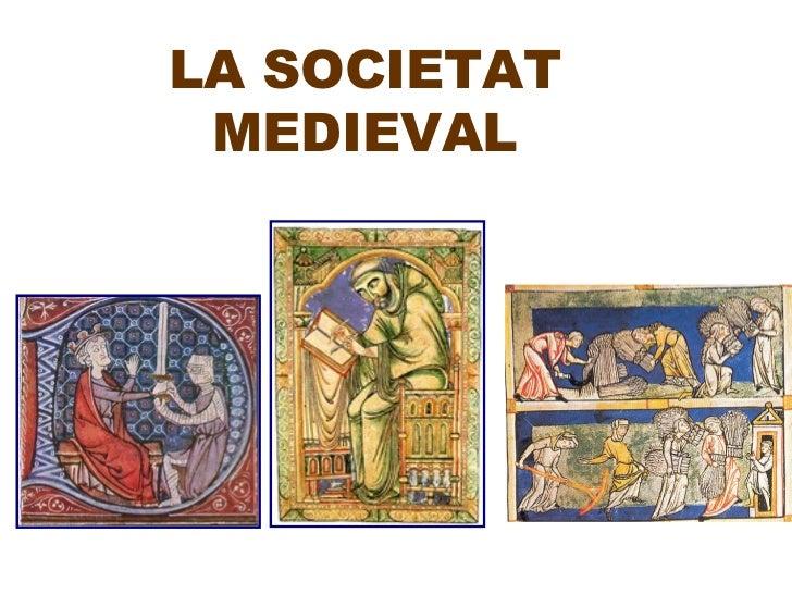 La societat feudal (IES Cap de LLevant)