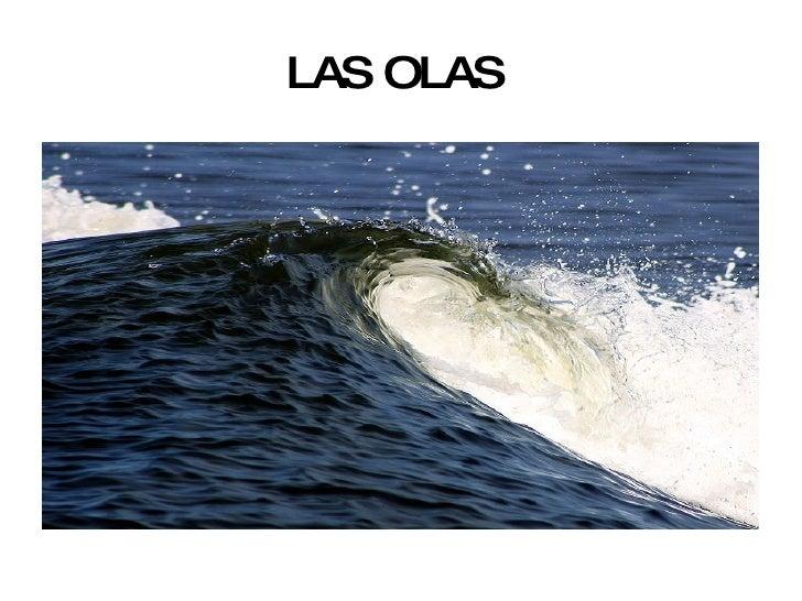 Las olas irene lucía