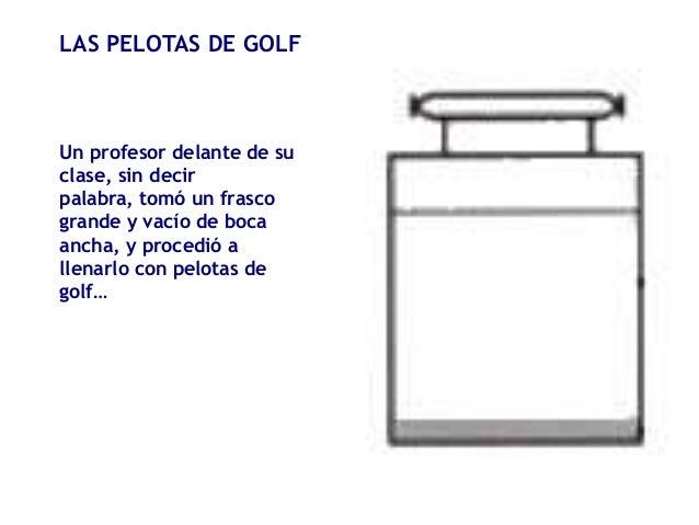Las pelotas de golf 2007