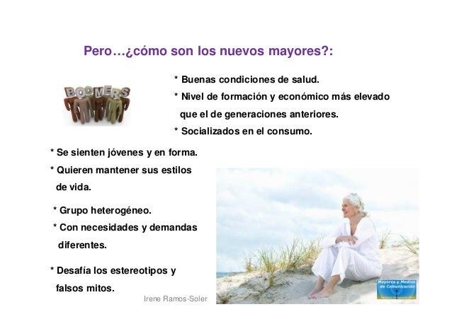 Las personas mayores en la publicidad for Sillon alto para personas mayores