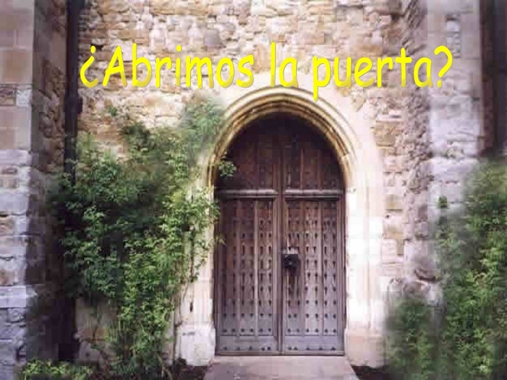 Las puertas de colores