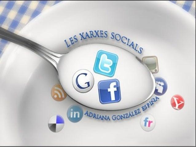 Que són? Bàsicament són llocs web que ofereixen diversos serveis i funcionalitats de comunicació per mantenir en contacte ...