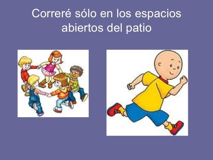 Baños Kinder Medidas:Las reglas de mi sala de clases